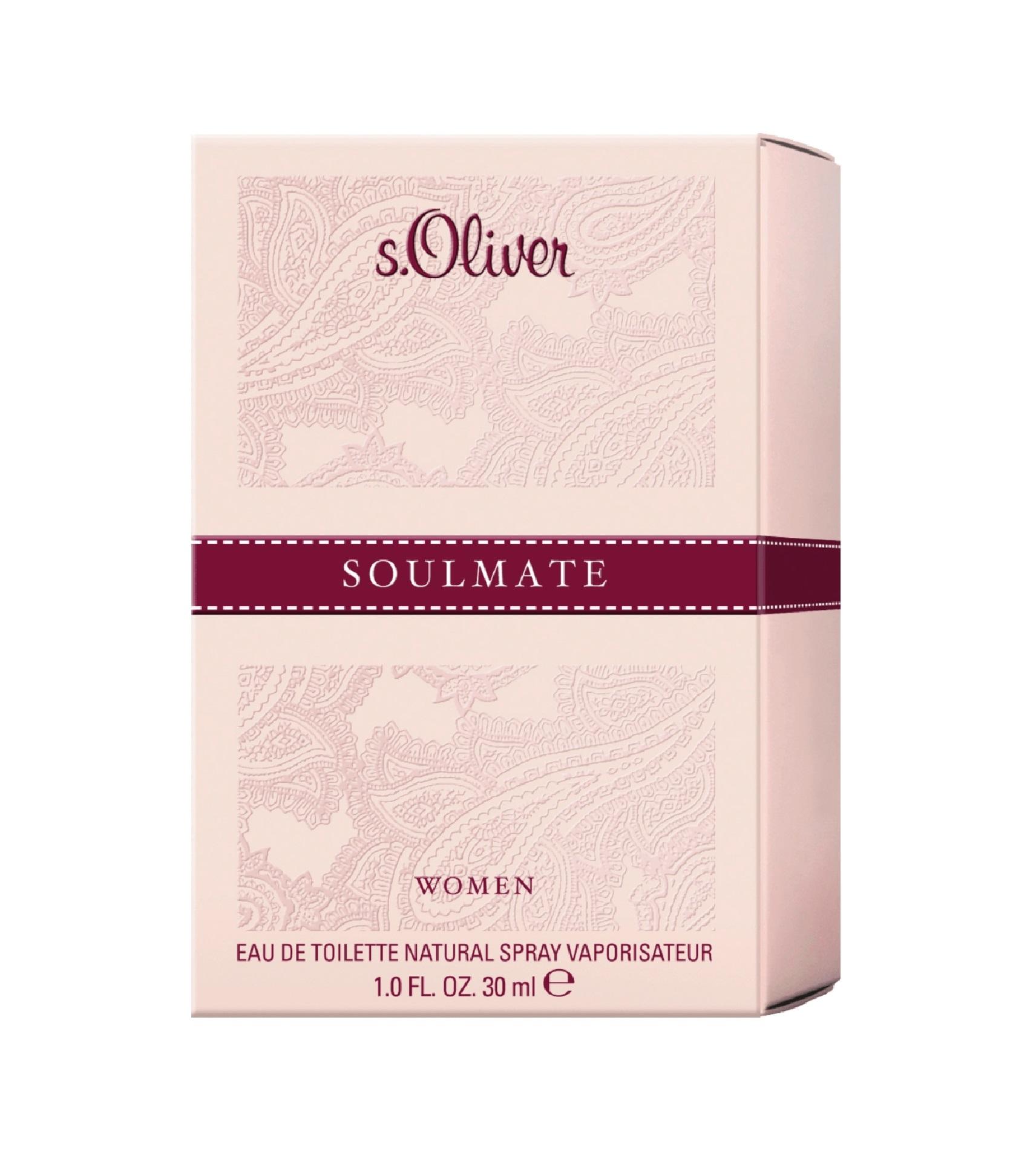 s.Oliver Eau de Toilette Superior men, 30 ml – Perla  #1 Au
