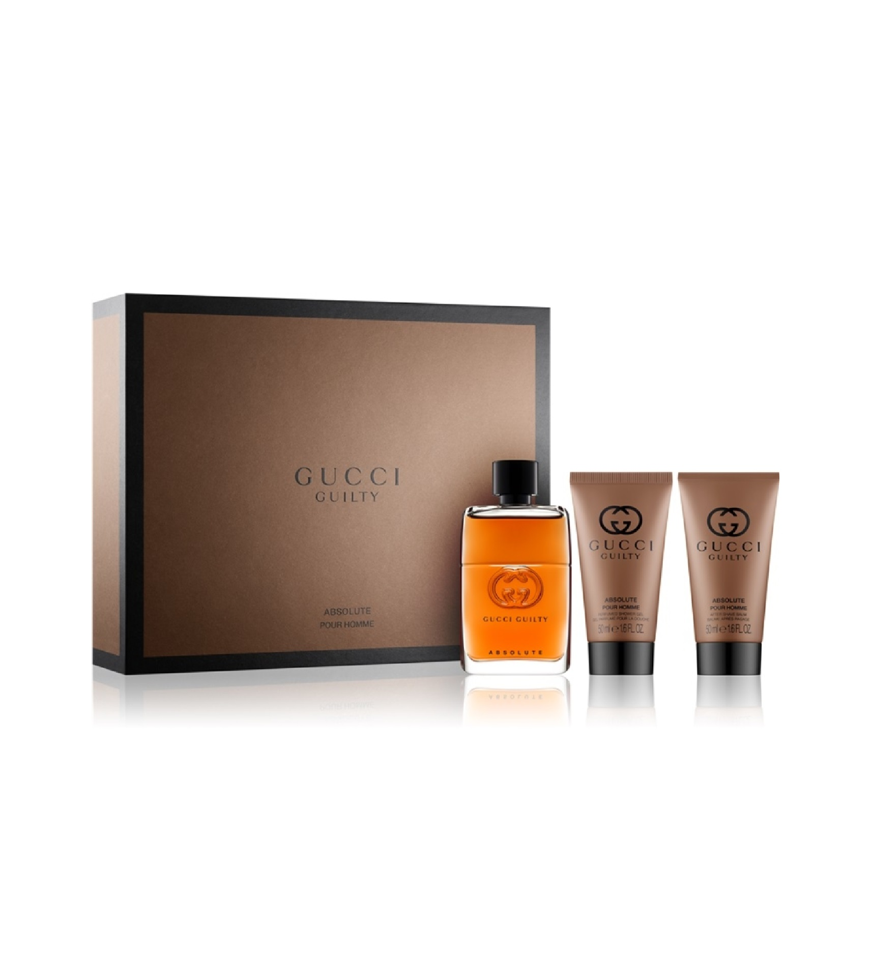 5e19a35ad7e4e2 GUCCI Guilty Absolut coffret cadeau – Perla   1 Au Maroc   prix ...